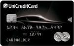 Unicredit АвтоКарта World MasterCard Black
